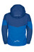 VAUDE Suricate II 3in1 Jacket Kids hydro blue/green